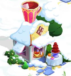 Chocolate Stall