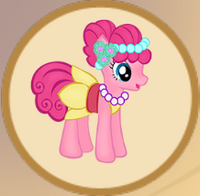 Pinkie Pearls Outfit