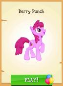 Berry Punch unlocked