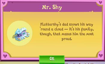 Mr. Shy Album Description