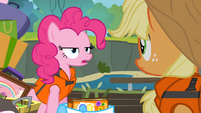 Pinkie Pie '...when you're family...' S4E09