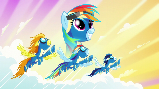 File:Rainbow Dash's dream made real S6E7.png