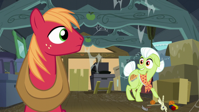 File:Granny Smith points at toys; Big Mac looks S5E17.png