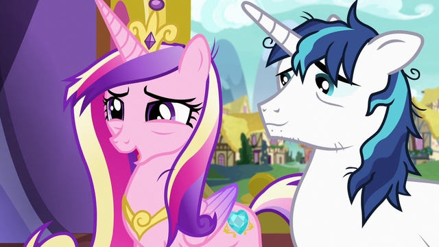 "File:Princess Cadance ""hope you're not too busy"" S7E3.png"