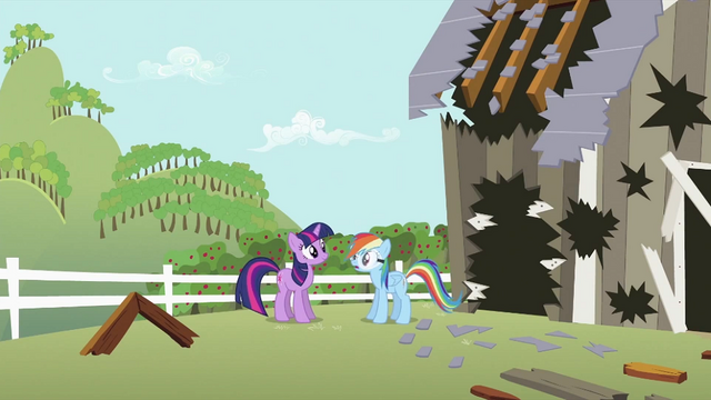 "File:Rainbow Dash ""Are you talking about"" S2E03.png"