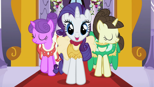 File:Rarity walking with Charm and Fine Line S2E09.png