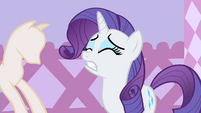 Rarity worried S1E17