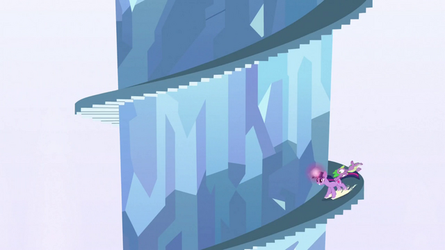 File:Twilight sliding up the stairs S3E02.png