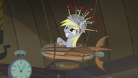 Derpy playing around S5E9