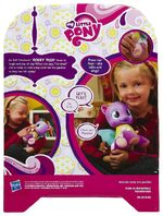 So Soft Newborn Sunny Daze doll back of package