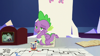 """Spike """"that's the name of the land"""" S6E17"""