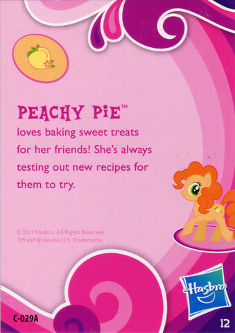 File:Toys 'R Us Peachy Pie collector card back.jpg