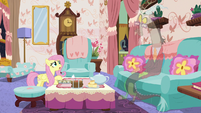 """Fluttershy """"doing anything for ya?"""" S7E12"""
