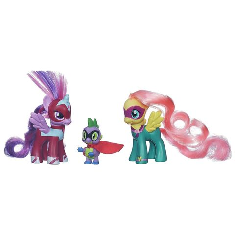 File:Power Ponies Twilight and Fluttershy 2-pack.jpg