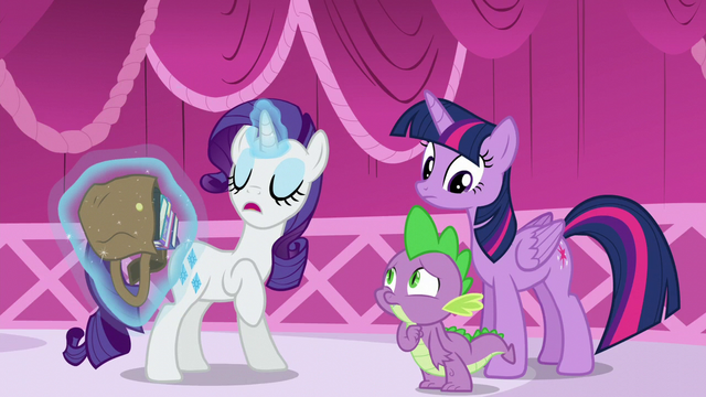 "File:Rarity corrects Spike on Rococo Froufrou's gender ""Him"" S5E22.png"