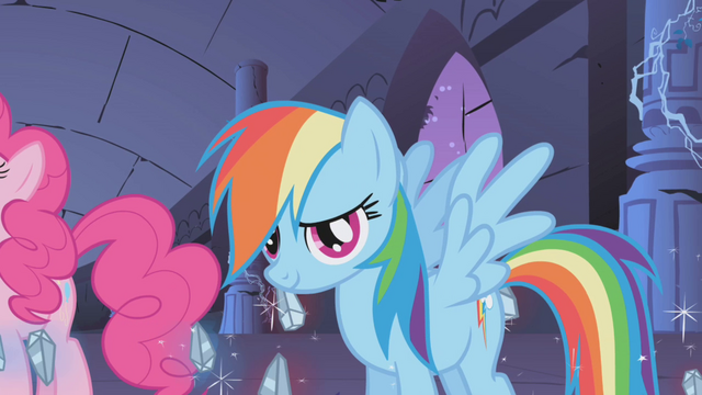 File:Rainbow Dash smiling at Twilight S1E02.png