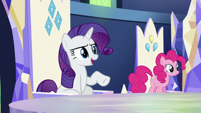 """File:Rarity """"we simply had a nice time"""" S5E22.png"""