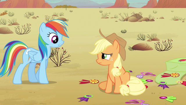 File:Rainbow Dash but the telegram S2E14.png