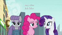 "Rarity ""you set aside a special day to spend with each of your sisters"" S6E3"