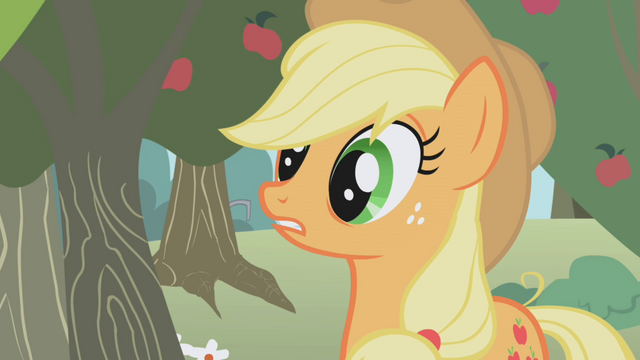 File:Applejack wakes up S1E04.png