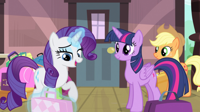 File:Rarity getting ready to surprise friends S4E8.png