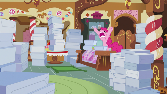 "File:Pinkie Pie ""you want none of the cakes now?!"" S5E7.png"