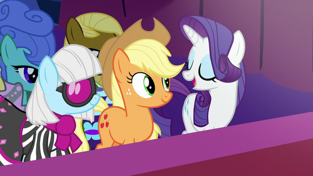 """File:Rarity """"the beauty and drama of fashion"""" S7E9.png"""