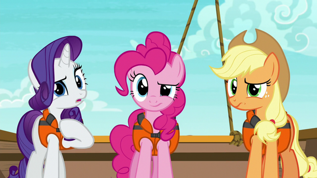 "File:Rarity ""with cucumber sandwiches?"" S6E22.png"