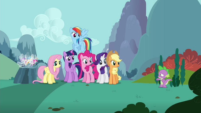 """File:Spike """"just gonna stay over here"""" S4E16.png"""