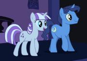 Twilight Sparkle parents S1E23