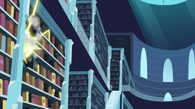 File:A teleport flash seen in the bookshelf S6E2.png