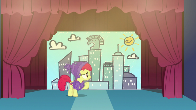 File:Apple Bloom motions for Tender Taps to come out S6E4.png