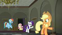 "Rarity ""living in my boutique!"" S6E9"