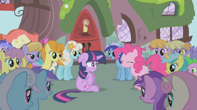 File:The ponies start asking favors S1E03.png