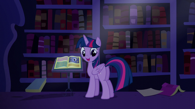 """File:Twilight """"And it's still open to the Elements of Harmony!"""" S5E12.png"""