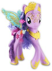 Twilight Sparkle Pegasus Unicorn toy