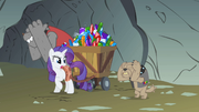 Rarity whining S1E19.png