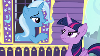"Trixie ""really shows how wise a princess"" S6E25"
