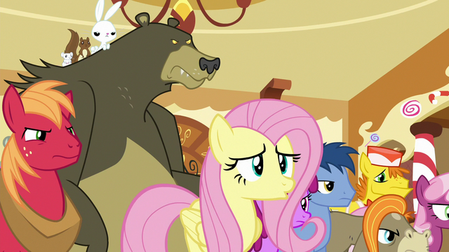 """File:Fluttershy """"did she get you, too?"""" S6E15.png"""