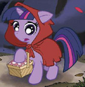 Micro-Series issue 1 Little Red Riding Twilight