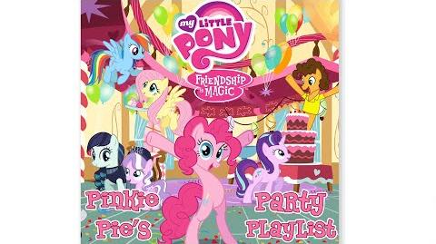 "MLP Friendship is Magic - Pinkie Pie's Party Playlist ""I'll Fly"" Audio"