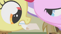 Apple Bloom taking note S1E12.png