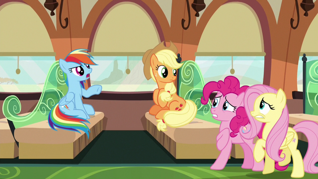 """File:Rainbow Dash """"supposed to be in the zone!"""" S6E18.png"""