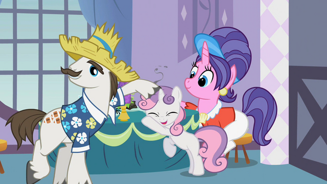 File:Rarity's father tousling Sweetie Belle's mane S2E5.png