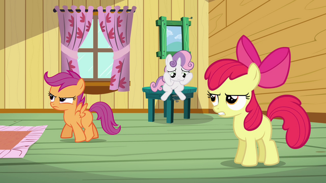 File:Apple Bloom 'I'm related to such a big stinkin' bully' S3E04.png
