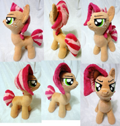 FANMADE Babs Seed plushie
