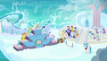 Pegasus foal race award ceremony in Cloudsdale S7E7.png