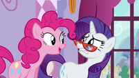 "Pinkie ""What indeed"" S5E14"