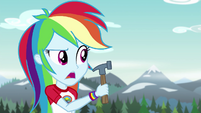 "Rainbow Dash ""the toolbox"" EG4"