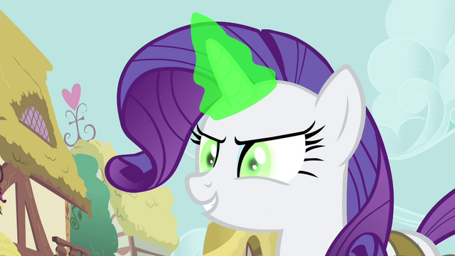File:Rarity using magic on Spike S4E23.png